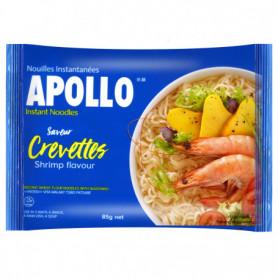 NOUILLE CREVETTE  APOLLO 80 GRS