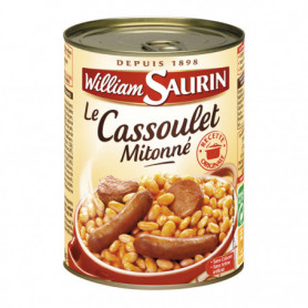 Cassoulet Mitonné William Saurin 420 g 420 g