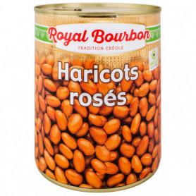 Haricots rosés naturels 4/4 Royal Bourbon 500GRS