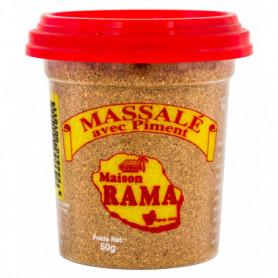 Massalé piment Maison Rama Pot 50grs