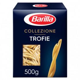 PATES TROFIE COLLEZIONE BARILLA 500 GRS
