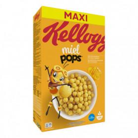 Céréales Miel Pops Kellogg's - 620g