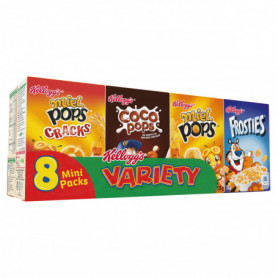 Céréales Mini Pack Kellogg's Variety - 215g