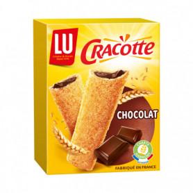 Tartines Cracotte Fourrée Chocolat LU 200grs