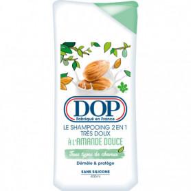 Shampooing 2 en 1 Dop Amande douce - 400ml