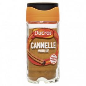 Cannelle moulue épices Ducros 39g