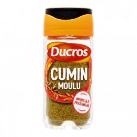 Cumin moulu épices Ducros  32g