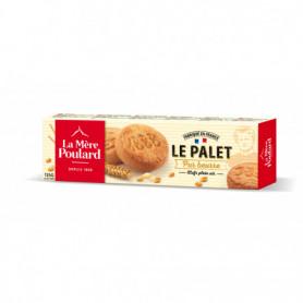 Palets Pur Beurre  2 sachets de 4 biscuits La Mère Poulard 125Grs