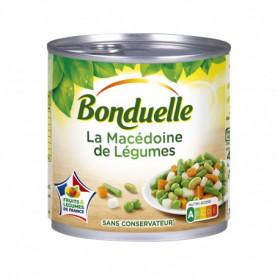 Macédoine de légumes Bonduellle 265Grs