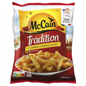 Frites McCain Tradition - 1.040 Kg
