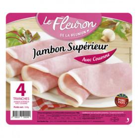JAMBON SUP 4TR FLEURON AC.160G
