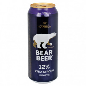 BEER EXTRA STRONG 50CL 12 DG