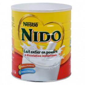 Lait entier en poudre Nido Nestlé 2.5 kg