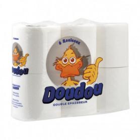 Papier toilette x6 DOUDOU