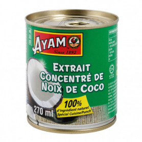 EXTRAIT NOIX DE COCO AYAM 270G