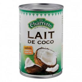 LAIT COCO CHARRETTE 400 ML
