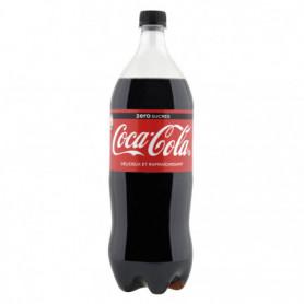 Bouteille Coca cola Zéro 1.5L