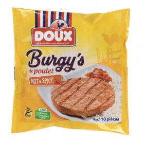 BURGY'S HOT  SPICY DOUX 1KG