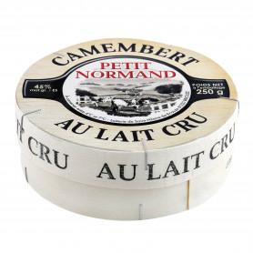 Camembert Petit Normand (45% MG) au lait cru - 250 g