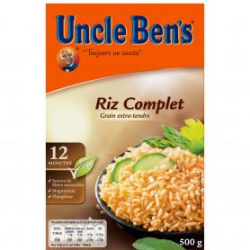 RIZ COMPLET 10 MN -UNCLE BENS- 500GR
