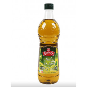 HUILE D'OLIVE EXTRA VIERGE -RUSTICA - 1L