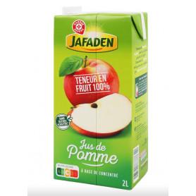 JUS DE POMME ABC BRIQUE - JAFADEN- 2L