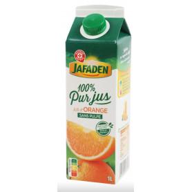 PUR JUS ORANGE BRICK JAFADEN 1L