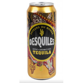 BIERE AROMATISEE TEQUILA 5,9% 50CL