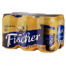 FISCHER BOITE 6X33 CL