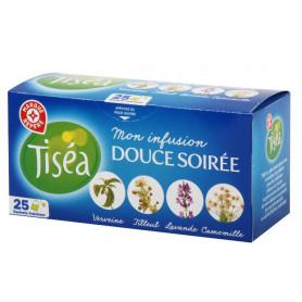 INFUSION DOUCE SOIREE- TISEA- 38G