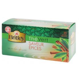 THE VERT ORIENT CANNELLE BRITLEY 50GR