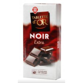 CHOC NOIR EXT47% TABL OR 3X100