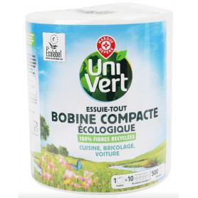 BOBINE COMPACTE- UNI VERT