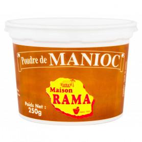 POUDRE MANIOC MAISON RAMA 250GR
