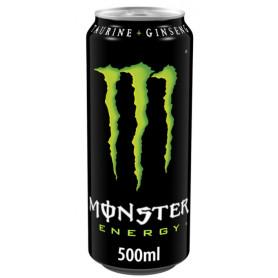 Boisson énergisante MONSTER ENERGY - 50cl