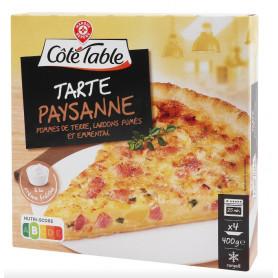 TARTE PAYSANNE - COTE TABLE - 400G