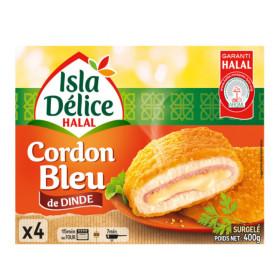 CORDON BLEU -ISLA DEL- 4X100G