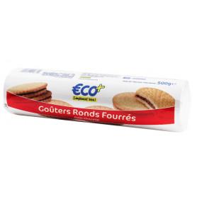 GOÛTER ROND FOURRÉS - ECO+ - 500G