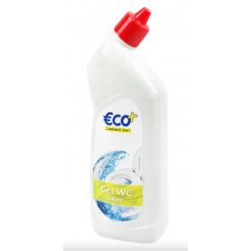 GEL WC DETARTRANT CITRON - ECO+ - 750ML