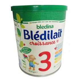 LAIT BÉBÉ EN POUDRE BLEDILAIT CROISSANCE + - BLEDINA - 40OG